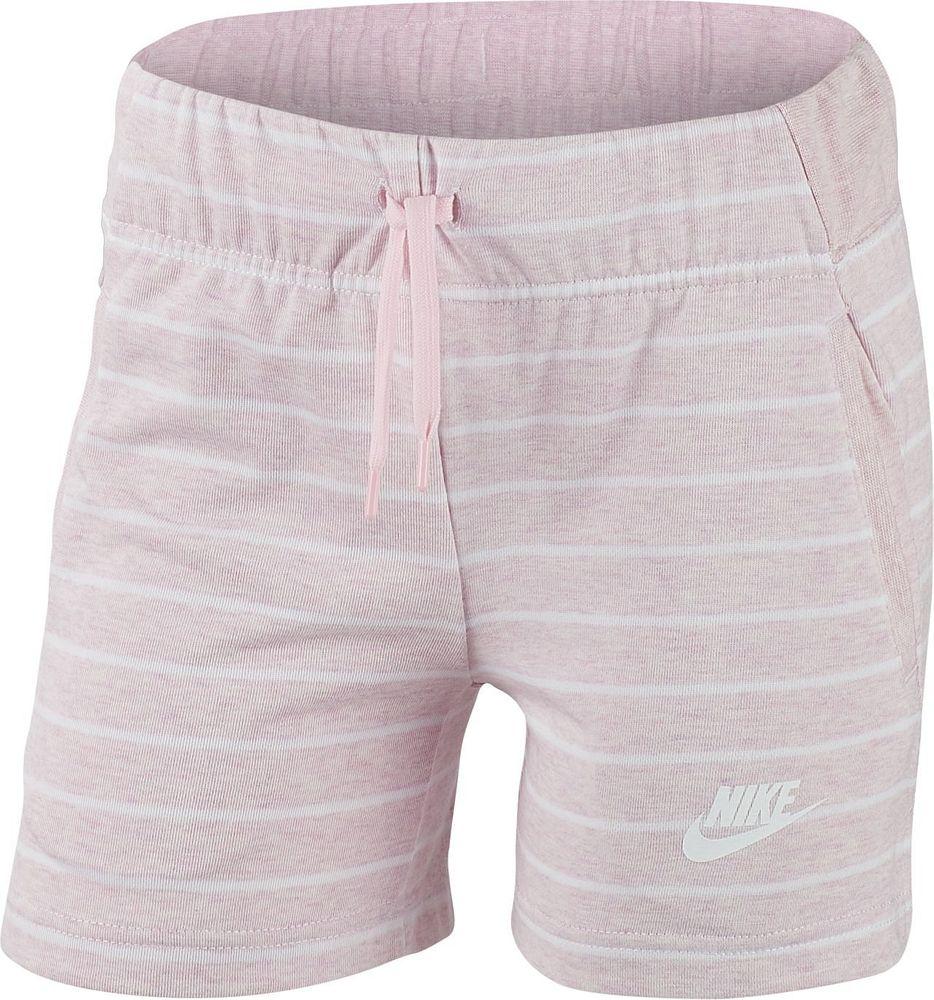 Nike G Nsw Short Pe - pink foam /white/pink foam /wh