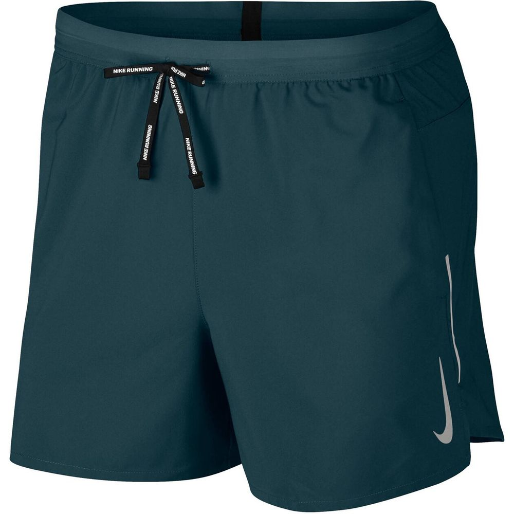 Nike M Nk Flx Stride Short 5In Bf - nightshade/reflective silv