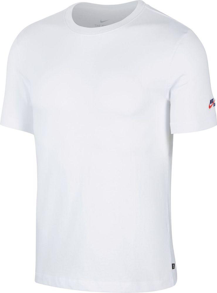 Nike M Nk Sb Tee Essential - white