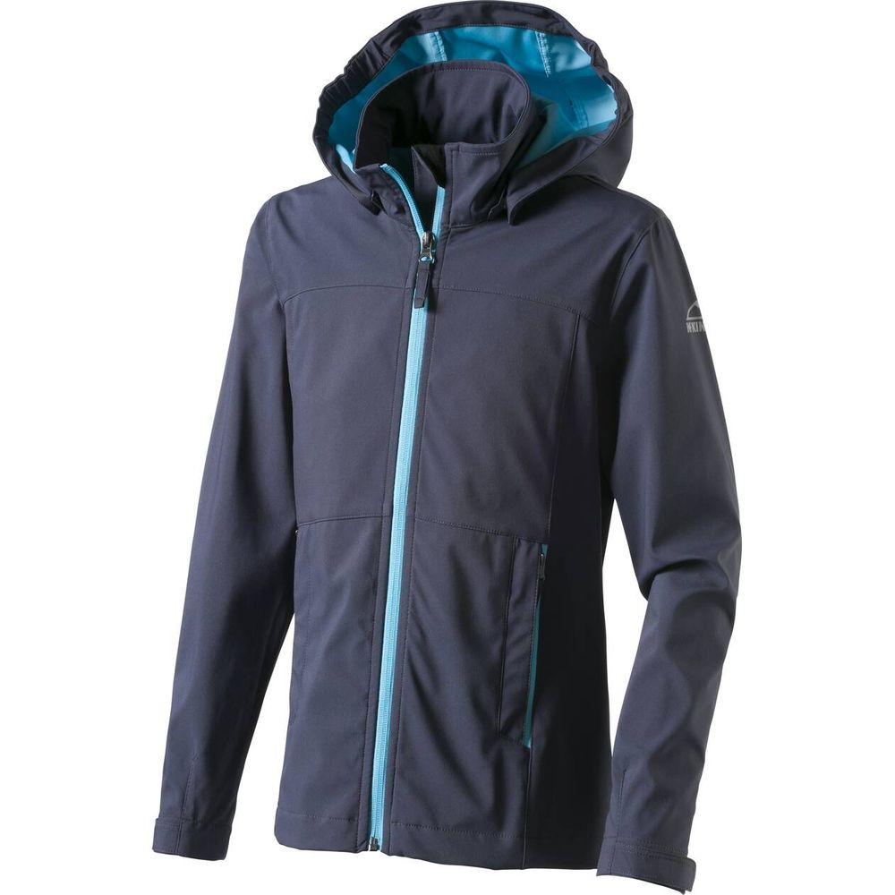 McKINLEY Kinder Kapuzen Softshelljacke Everest