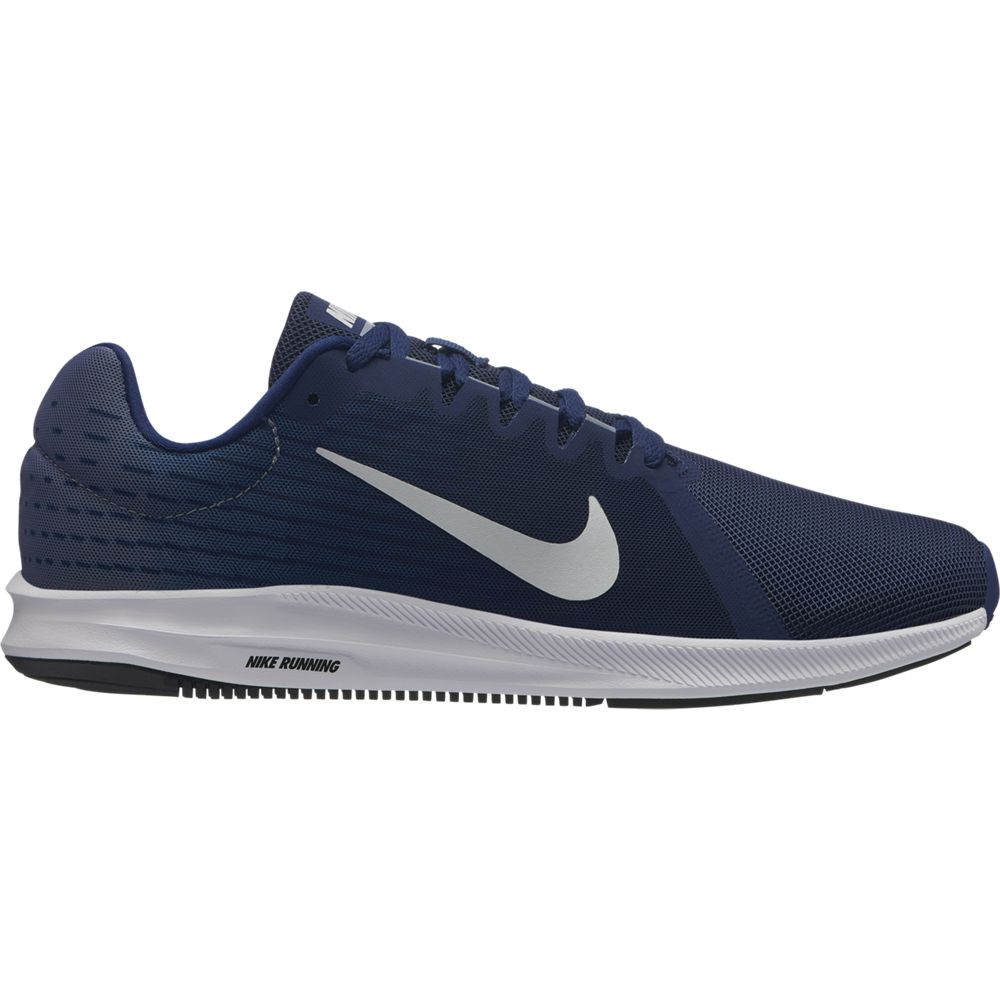 Nike Nike Downshifter 8 - blue void/pure platinum-ashen
