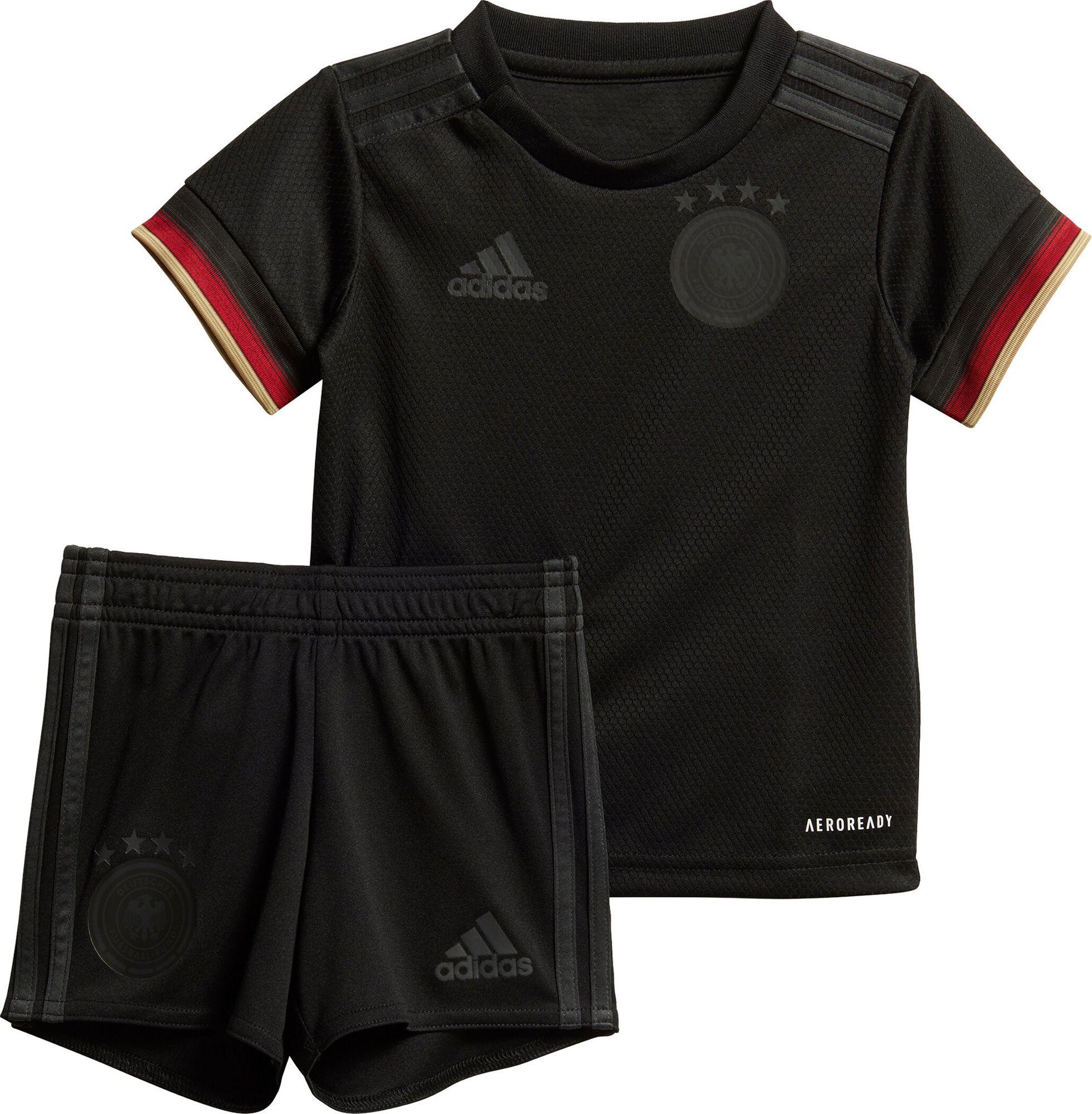 DFB Kinder Set schwarz