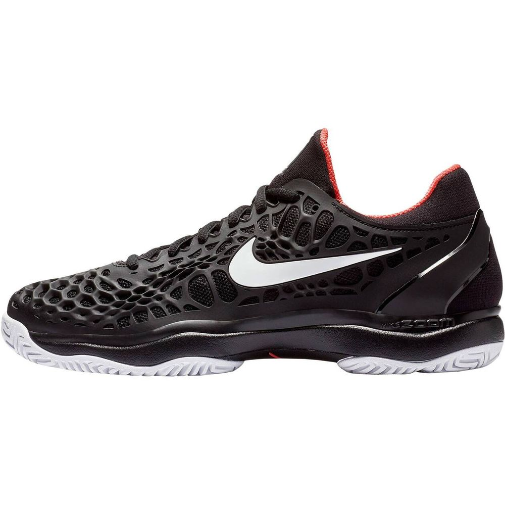 Nike Nike Air Zoom Cage 3 Cly - black/white-bright crimson