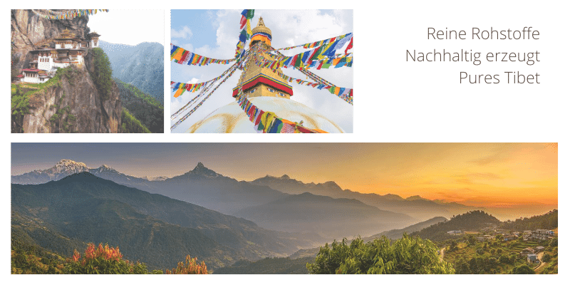 Nachhaltige Fertigung, Handmade in Tibet