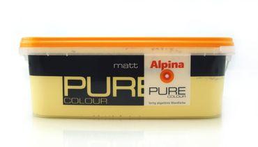 (5,00€/l) Alpina Pure Colour Wandfarbe matt 2,5 l Farbwahl! – Bild 11