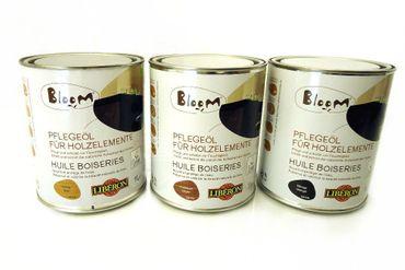 (15,99€/l) 1L LIBERON Bloom Pflegeöl für Holzelemente Farbwahl! – Bild 1