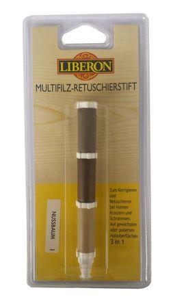LIBERON Multifilz- Retuschierstift  3 in 1 Farbwahl!!!  – Bild 5