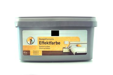 (8,99€/ Liter) 1l Design Elements Wand-Effektfarbe, FARBWAHL! – Bild 2