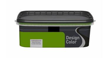 (5,40€/L) Design Color Dispersionsfarbe/Wandfarbe seidenglänzend 2,5l, FARBWAHL! – Bild 21