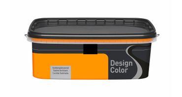 (5,40€/L) Design Color Dispersionsfarbe/Wandfarbe seidenglänzend 2,5l, FARBWAHL! – Bild 24
