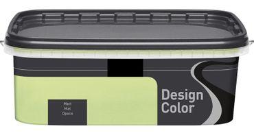(8,99€/L) Design Color farbige Wandfarbe, Innenfarbe matt 1l, FARBWAHL!! – Bild 25