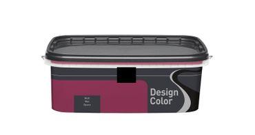 (8,99€/L) Design Color farbige Wandfarbe, Innenfarbe matt 1l, FARBWAHL!! – Bild 13