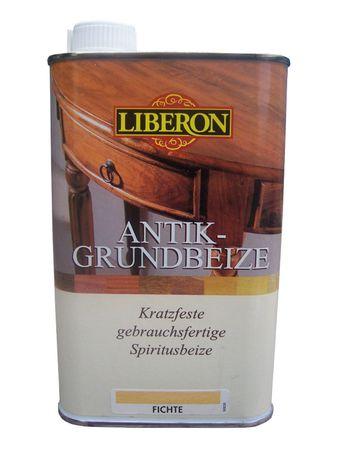 (25,00€/l) 500 ml LIBERON Antik-Grundbeize flüssig Antikbeize – Bild 6