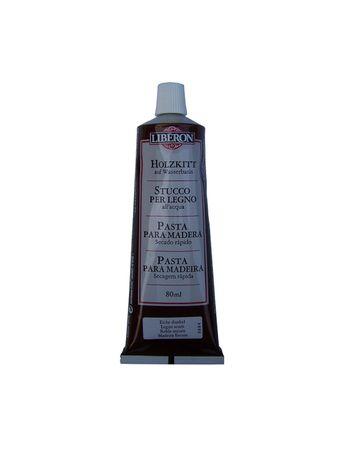 (8,74€/100ml) 80 ml LIBERON Holzkitt auf Wasserbasis, Reparaturkitt, Farbwahl!!! – Bild 4