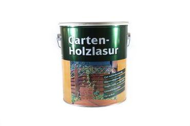 (4,99€/L) Meffert Garten-Holzlasur Farbwahl, 5L, für außen, Wetterbeständig, Wasserabweisend – Bild 8