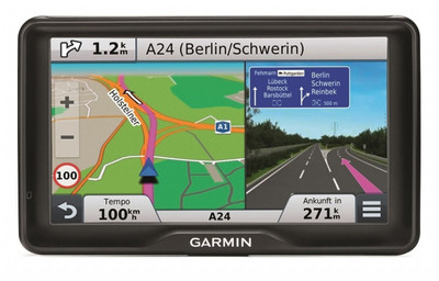 "GARMIN NÜVI 2797 LMT EUROPA NAVIGATION LIFETIME MAPS 17,8 CM 7,0"" XXXL DISPLAY"