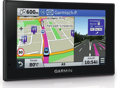 "GARMIN NÜVI 2699 LMT-D EUROPA NAVIGATION LIFETIME MAPS 15,2 CM 6,0"" XXL DISPLAY"