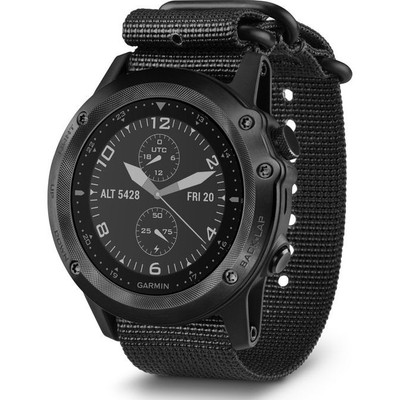 GARMIN TACTIX BRAVO MILITARY WATCH GPS SMART WATCH UHR VIELE FUNKTIONEN SCHWARZ