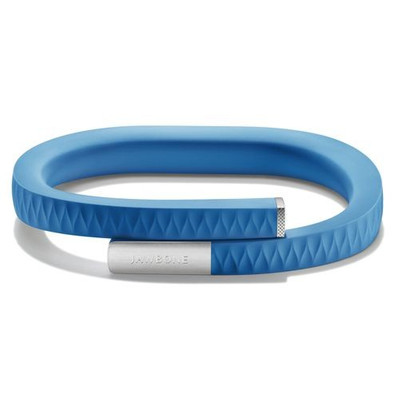 Jawbone UP Fitness Armband Größe M Blau für Apple Iphone / Samsung Galaxy WOW