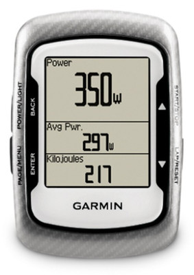 "Garmin Edge 500 Black/Silver Biker/Fahrrad GPS Navigation 5,6 cm 2,2"" Display"
