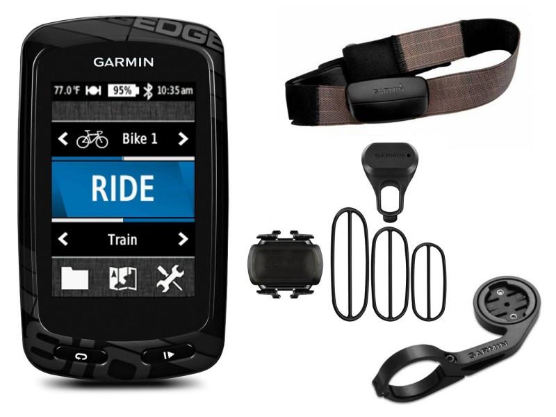garmin edge 810 black biker fahrrad computer gps. Black Bedroom Furniture Sets. Home Design Ideas