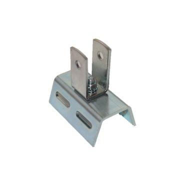 Bandschellenadapter aus Stahl – Bild 1