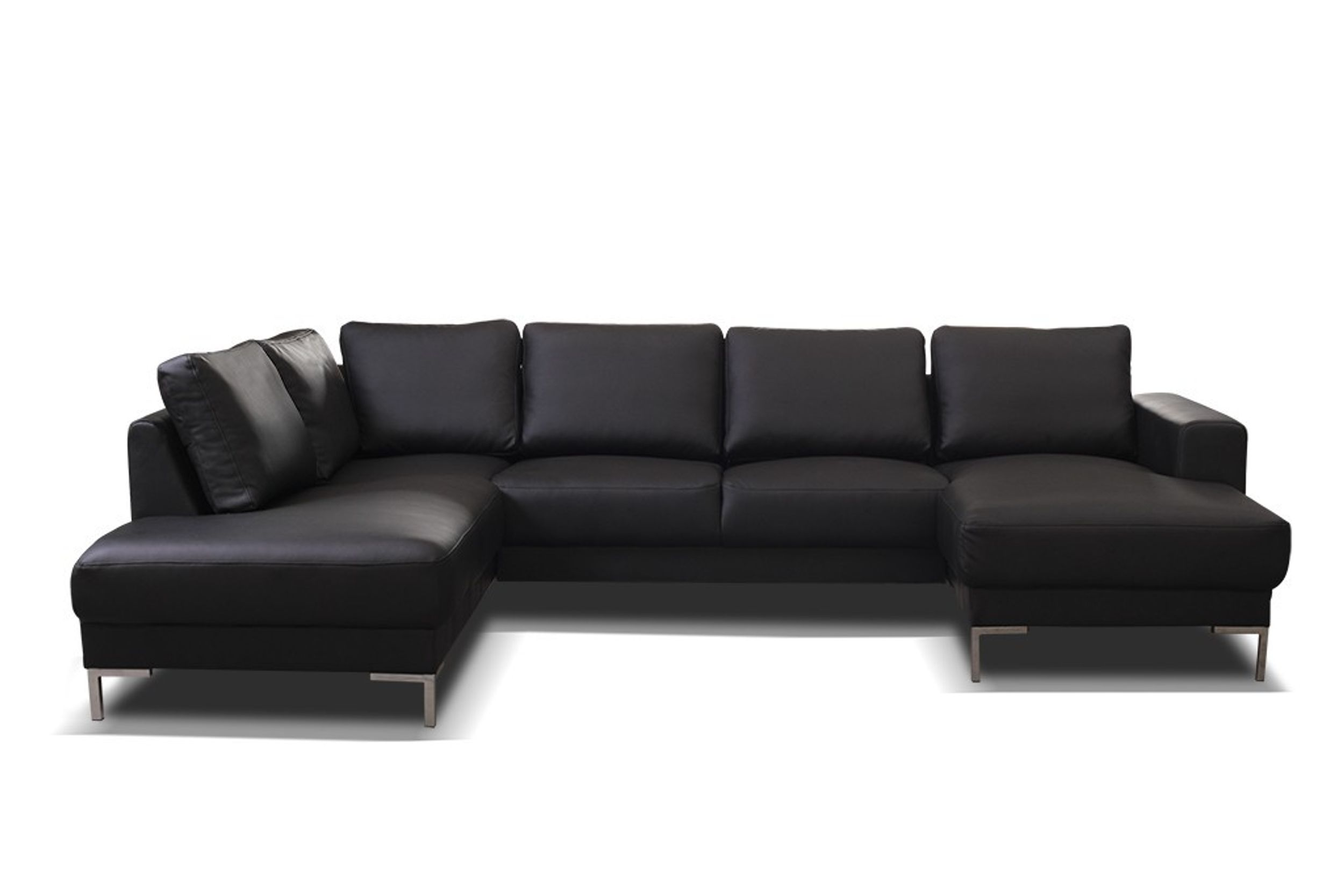 Top sofa couch ecksofa eckcouch wohnlandschaft in for Sofa 70 cm profundidad