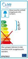 Glaskantenbeleuchtung 6 Set LED Clips Beleuchtung Glasbeleuchtung Glasklammer – Bild 3