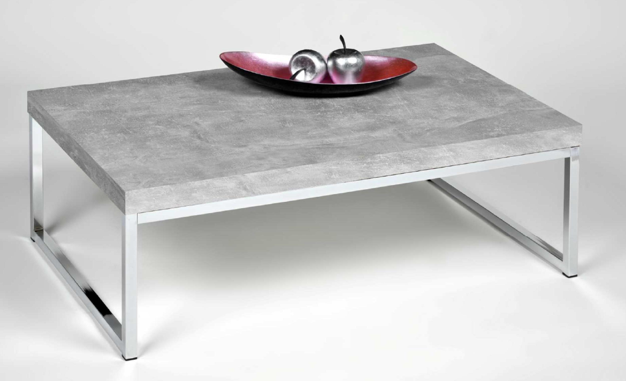 Wohnzimmer Couchtisch Sofatisch Beistelltisch Tisch Couch Beton