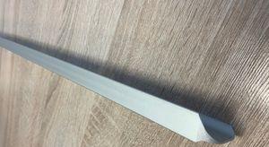 Eckverbindungsschiene Aluminium 28 mm Arbeitsplatten Schiene für Eck Verbindung – Bild 2