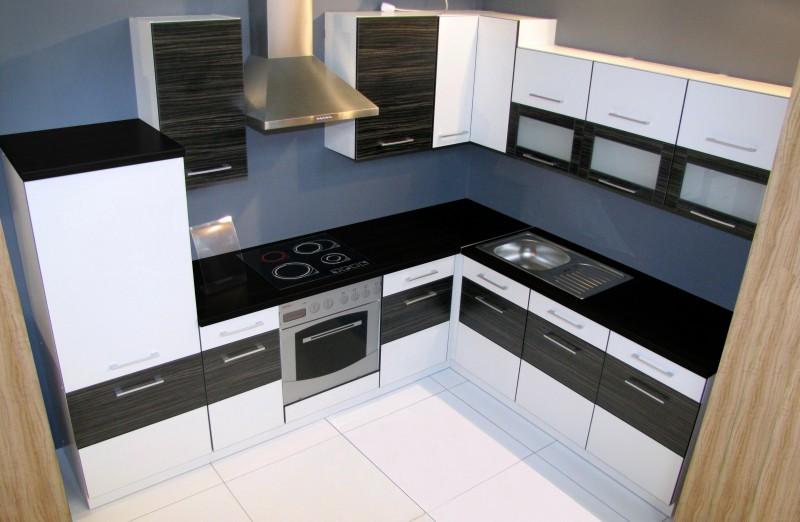 winkelküche jessy 270 x 220cm küchenzeile / küchenblock variabel ... - Eck Hängeschrank Küche