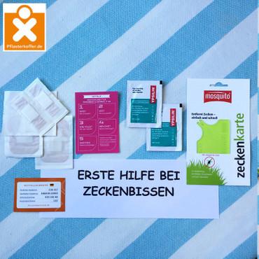 "First Aid Kit ""Zeckenstich"" Refill"