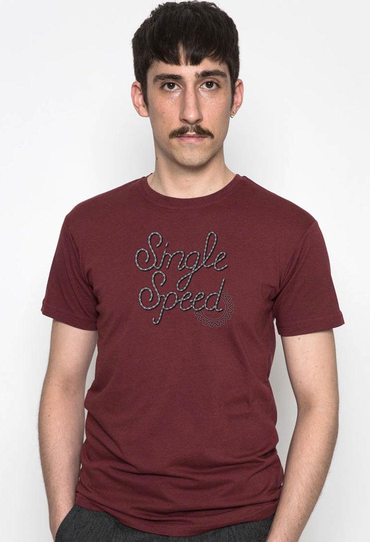 T-Shirt Single Speed