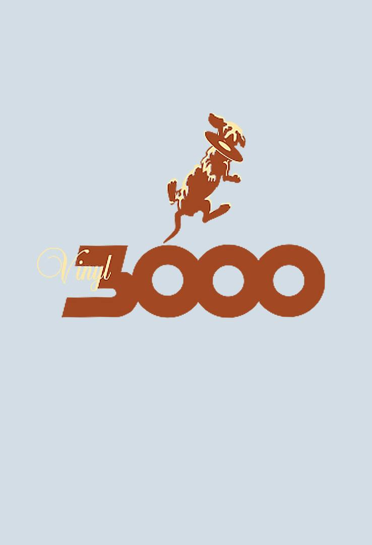 T-Shirt Vinyl 3000 – Bild 1