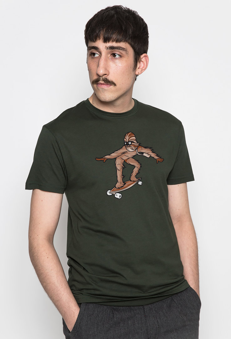 T-Shirt Cruising Yeti