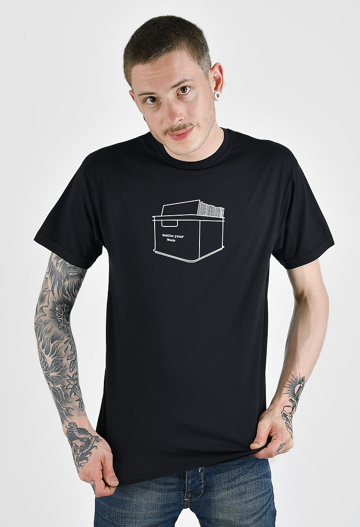 T-Shirt Mobilize your Music