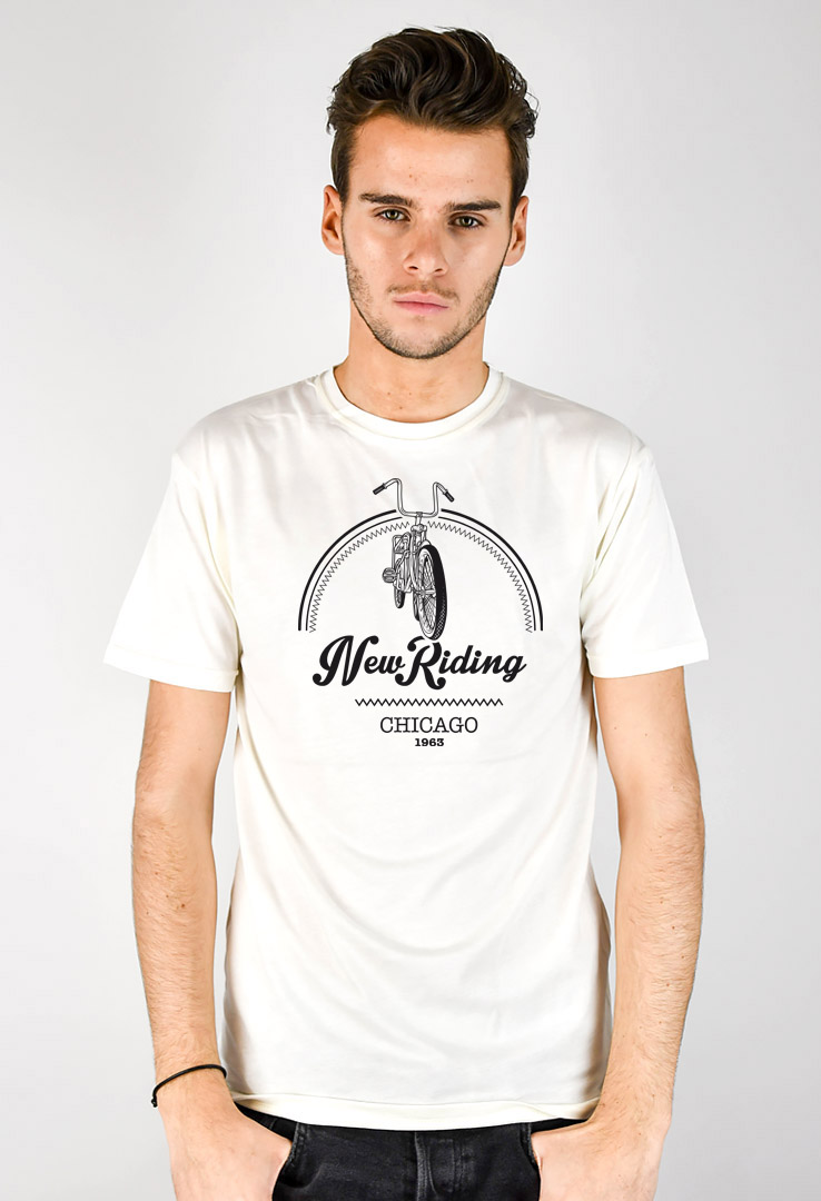 T-Shirt New Riding