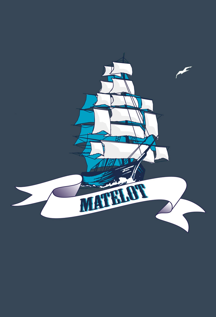 T-Shirt Matelot Kelly – Bild 1