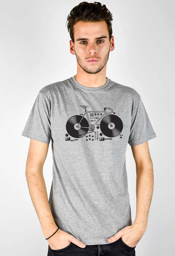 T-Shirt Tour de Vinyl – Bild 2