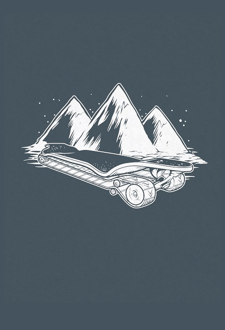 Print T-Shirt Snow Tour 38 – Bild 1