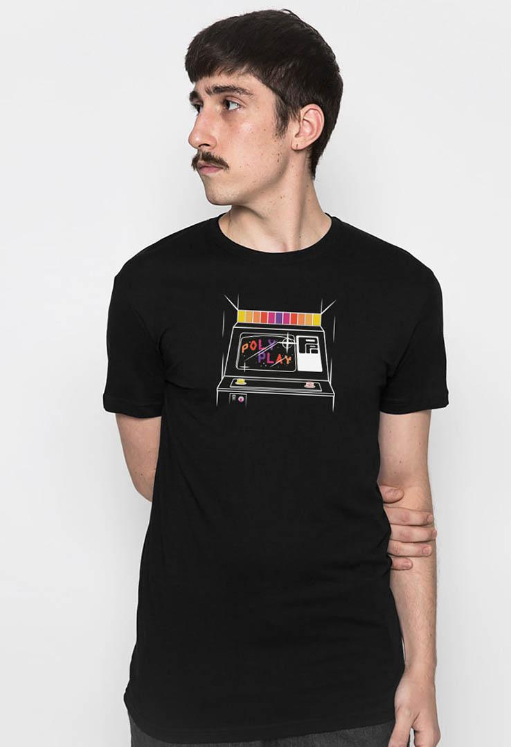 T-Shirt Poly Play