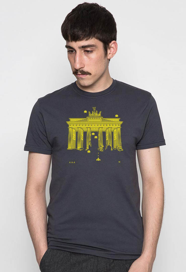 T-Shirt Brandenburger Tor – Bild 1