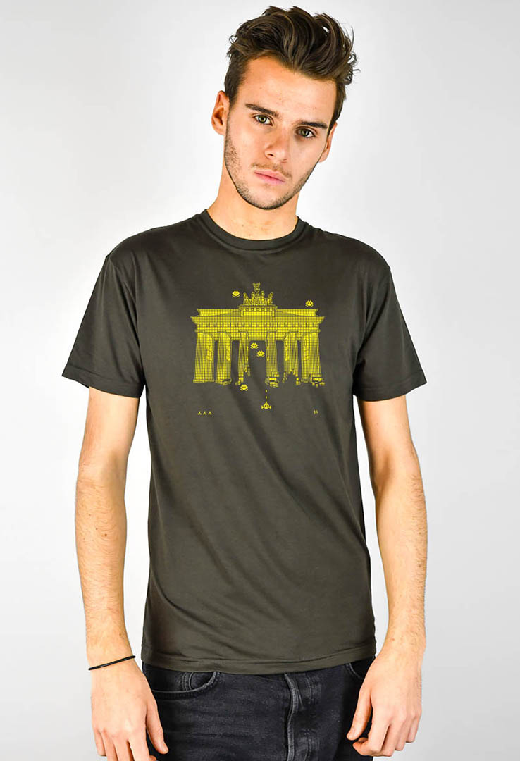 T-Shirt Brandenburger Tor – Bild 2