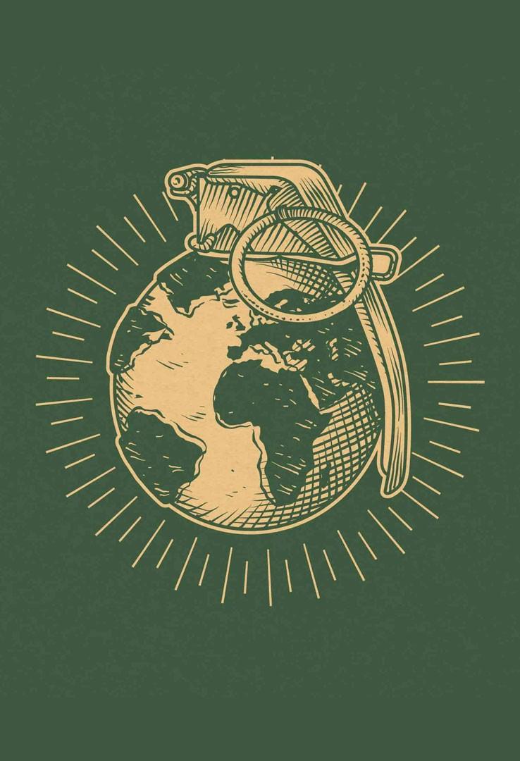 T-Shirt Pulverfass – Bild 3