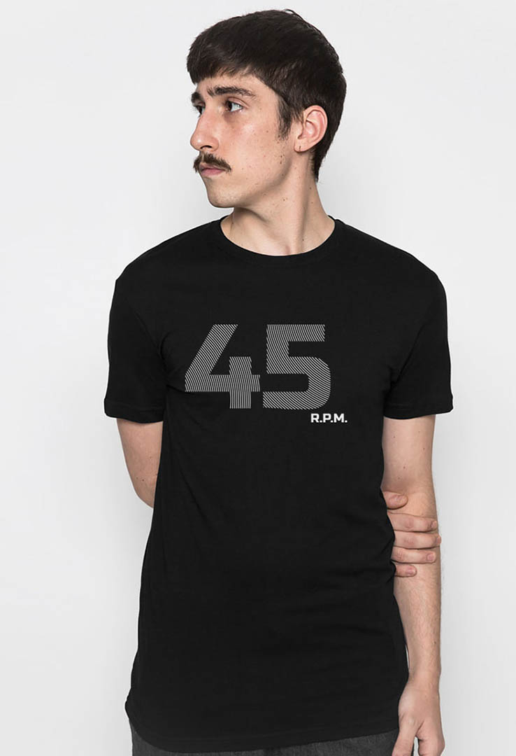 T-Shirt 45 RPM – Bild 1