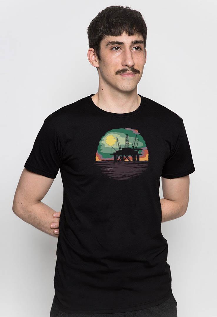 T-Shirt Bohrinsel – Bild 2