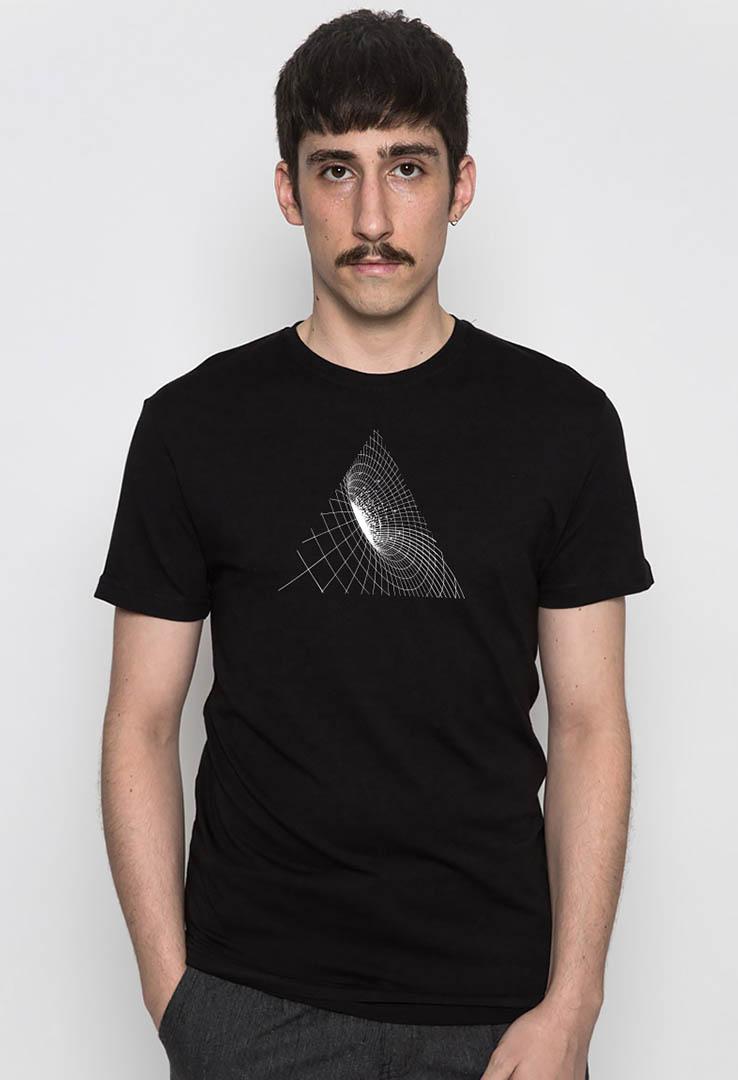 T-Shirt Gravitations Eck – Bild 2
