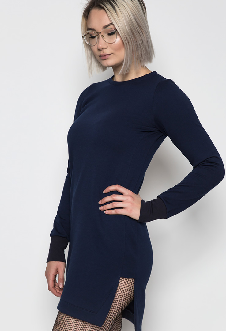 Sweater Navy – Bild 4