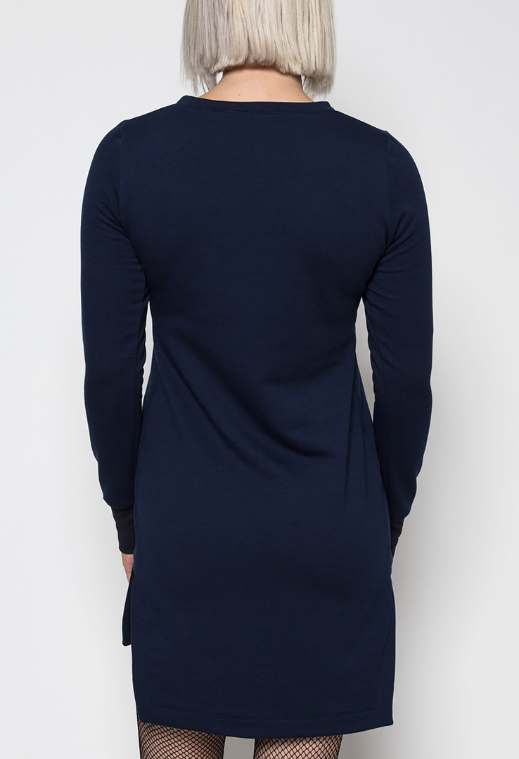 Sweater Navy – Bild 5