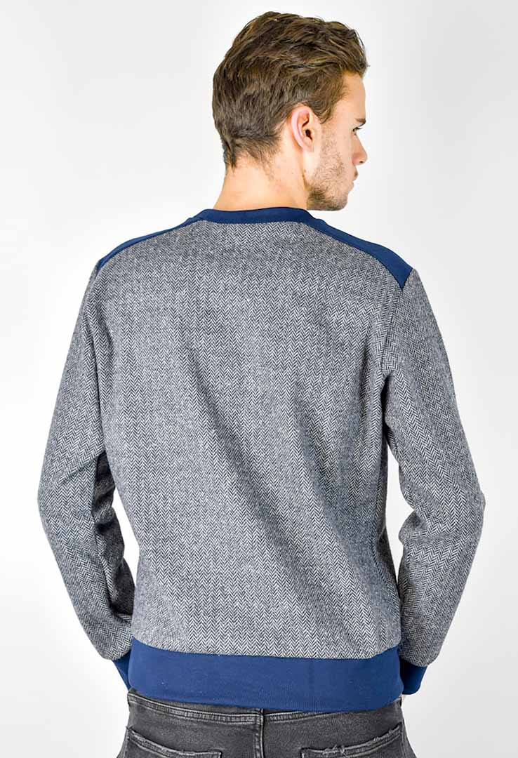 Sweater Navy – Bild 3